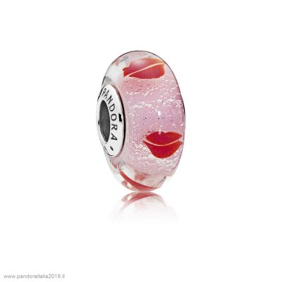 Pandora Prezzi Bacioes All Around Charm Murano Glass