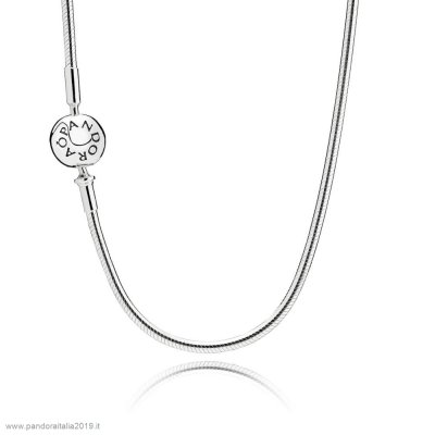 Pandora Prezzi Essence Collection Silver Necklace